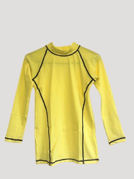 Lemon uv beach shirt